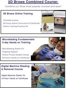Microblading Class & Training Information
